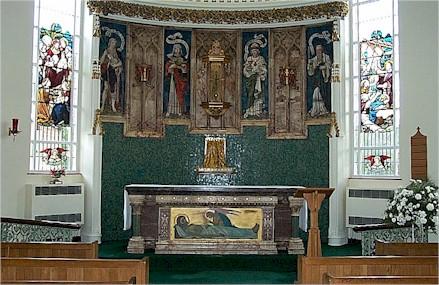 The Catholic Parish Church in Doncaster